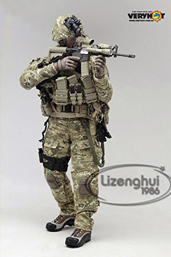VeryHot VH US Army Uniform Set 1/6 Scale 1028