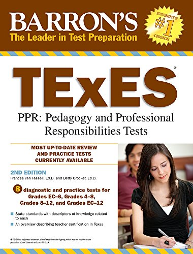 Barron's TExES (Barron's: The Leader in Test Preparation)
