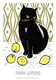Many Lemons - Jo Cox Poster