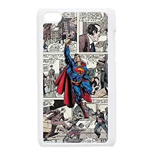 Marvel comic iPod Touch 4 Case White&Phone Accessory STC_964518