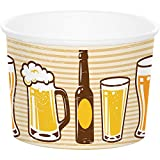 Creative Converting Paper Treat Cups, Cheers & Beers (72-Count)