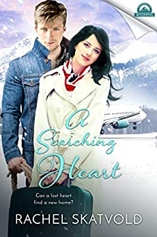A Searching Heart (Whispers in Wyoming Book 18) by [Skatvold, Rachel]