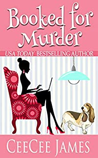 Booked For Murder by CeeCee James ebook deal