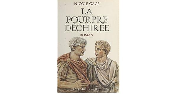 La pourpre déchirée (Divers) (French Edition) - Kindle edition by Nicole Gage. Literature & Fiction Kindle eBooks @ Amazon.com.