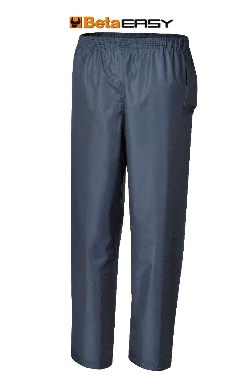 Beta 079710000-7971E Xs-Pantalon Impermeable Azul