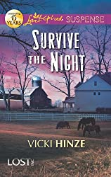 Survive the Night (Lost, Inc. Book 1)