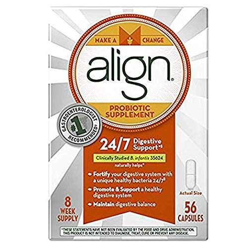 Align Probiotic Supplement (Packaging May - Package Infection Control