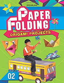 Paper Folding Part 2 price comparison at Flipkart, Amazon, Crossword, Uread, Bookadda, Landmark, Homeshop18