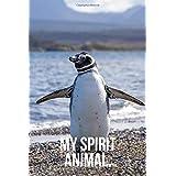 My Spirit Animal: Penguin Journal