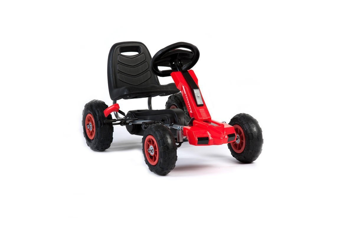 F648 Children Junior Pedal Go Karts - Green by Rideontoys4u (Image #3)