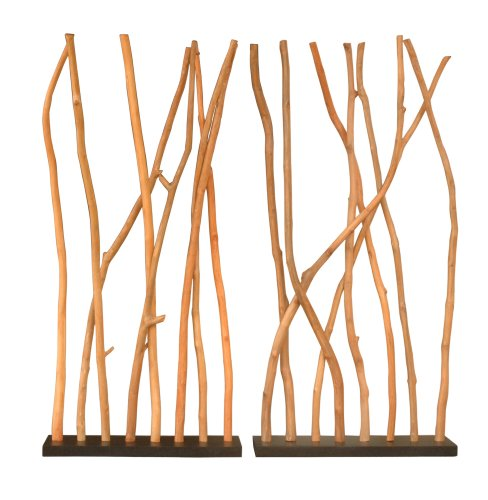 Jeffan International Teakwood Soft Divider Set by Jeffan International