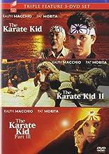 The Karate Kid (1984) / Karate Kid: Part II / Karate Kid III - Set