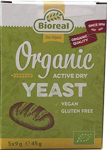 organic active yeast for bread - 2