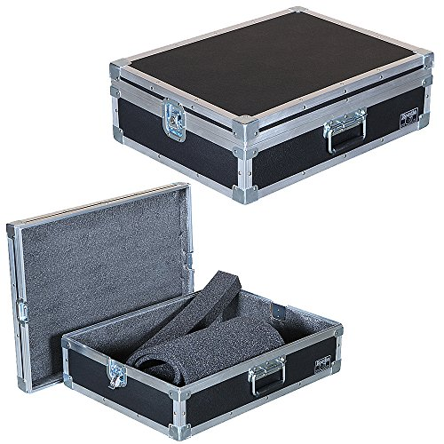 Economy Rack Kit - Mixers & Small Units 1/4 Ply Light Duty Economy ATA Case Fits Crest Audio Xr 20 Rackmount Stereo