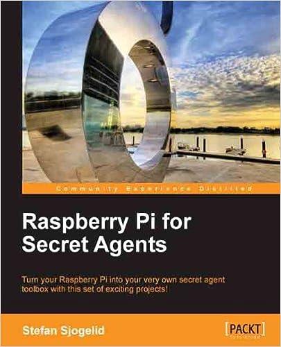 Fuld gratis bookworm download Raspberry Pi for Secret Agents in