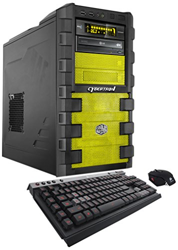 CybertronPC SLIEX 2X960 Gaming Desktop Discontinued