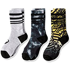 ASICS Contend Crew Running Socks (3 Pack)