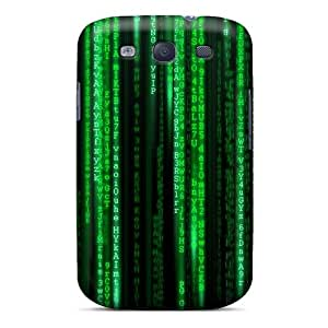 TinaHh Fashion Protective Matrix Case Cover For Galaxy S3