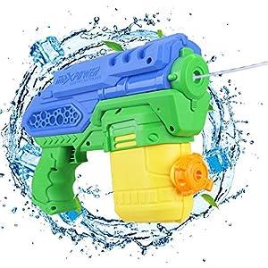 Anpro Pistola ad Acqua Elettrica per Bambini 300cc di Grande capacità-per Ragazzi, Ragazze, Piscina Estiva per Bambini… 9 spesavip