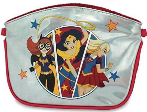 Wonder Woman Bolso Neceser de Neceser, 40 cm, Multicolor: Amazon.es: Equipaje