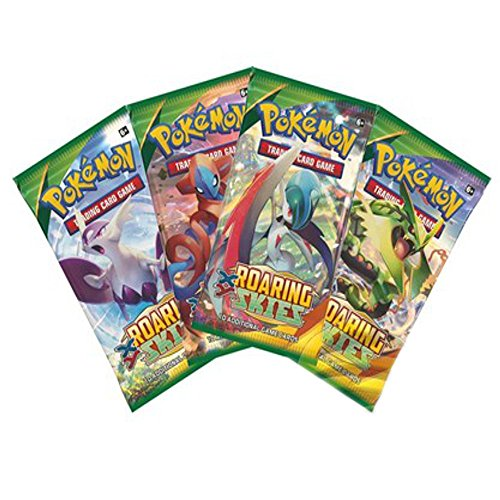 Pokemon: XY: Roaring Skies: Booster Pack (Includes 1; styles vary)