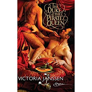 The Duke and the Pirate Queen Audiobook