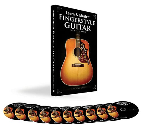 learn master fingerstyle guitar dvd spotlight buy online in uae dvd products in the uae. Black Bedroom Furniture Sets. Home Design Ideas
