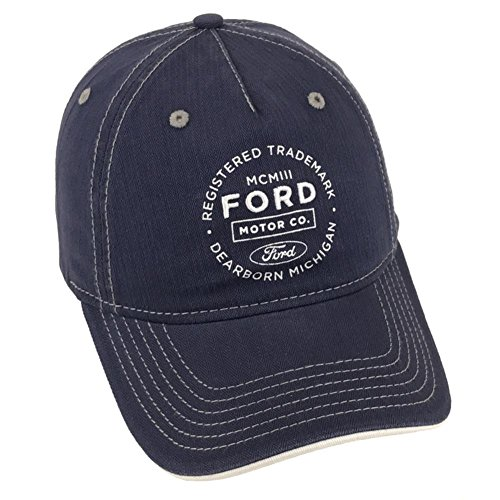 Ford - Circle Hat 8 x 7in (Ford Trucks Hat)