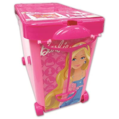 Barbie Store It All - Pink   Learning Toys