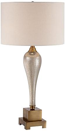Gigi Mercury Glass Table Lamp By Possini Euro Design Amazoncom