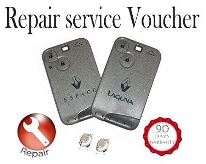 Servicio de reparación Voucher - para Renault Laguna Espace ...