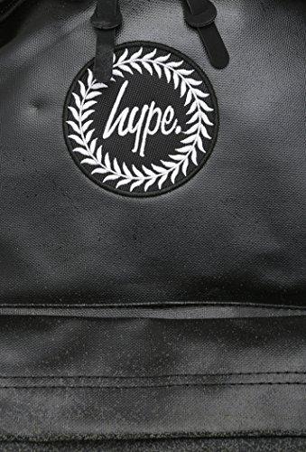 HYPE, Borsa a spalla uomo Nero Khaki/Black Taglia unica