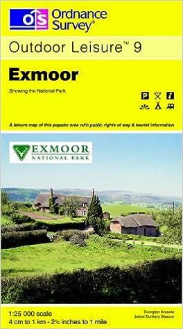 Book Exmoor (Outdoor Leisure Maps)