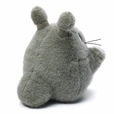 Gund Oh Totoro Plush with Suction Cup: Toy: Toys & Games