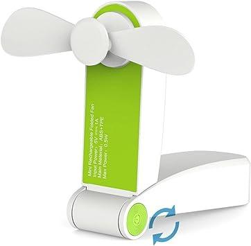 Mini ventilador de mano de bolsillo portátil ventilador de ...
