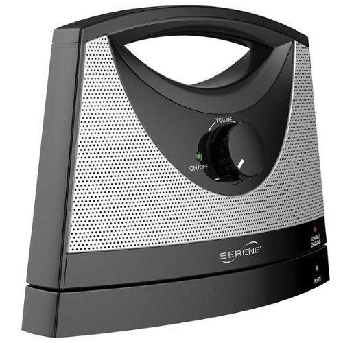 Serene Innovations TV-SB Wireless TV Listening Speaker (With Remote Speakers Tv)