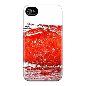 PET2768LMSa Strawberry Water Fashion 6 Cases Covers For Iphone