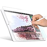 ELECOM Paper-Feel Screen Protector Compatible with iPad Pro 12.9inch (2018,2020 Model), Designed for Drawing, Anti-Glare Scratch-Resistant,Japan-Made *Smoothness 80*(TB-A20PLFLAPL) (Color: Drawing - Rough (More Paper Feel))