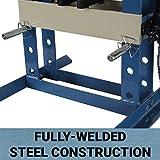 Baileigh 10-Ton H-Frame Hydraulic Shop Press