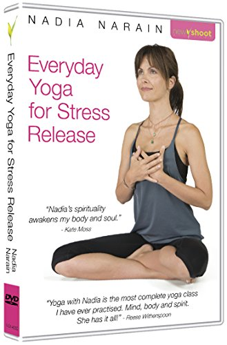 Everyday Yoga for Stress Release with Nadia Narain (Yoga Stress Dvd)