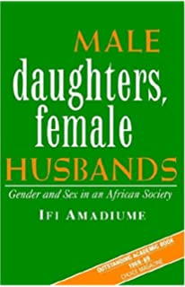 Boy-wives and female-husbands studies in african-american homosexualities