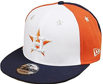 New Era Houston Astros 2018 MLB All-Star Game 9FIFTY Snapback Adjustable Hat – White/Navy by New Era