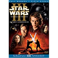 Star Wars: Episode III - Revenge of the Sith (Full Screen Bilingual Edition)