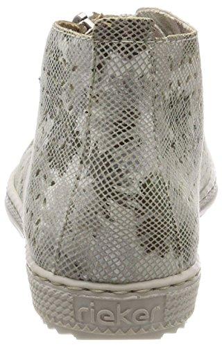 Baskets Gris L9426 Femme Hautes Rieker grau 8I6q5xwp