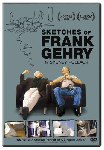 (Sketches of Frank Gehry by Sydney Pollack)
