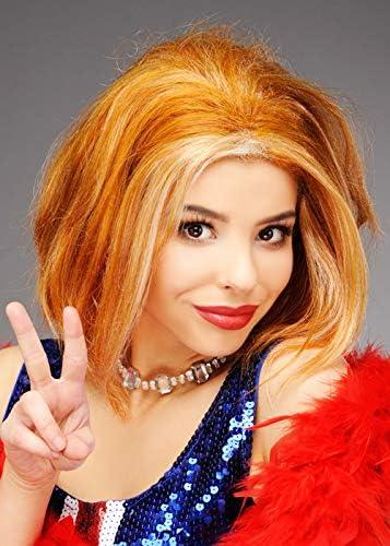 Magic Box Womens Spice Girls Style Ginger Spice Peluca: Amazon.es ...