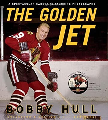 THE GOLDEN JET by Bobby Hull (1-Nov-2010) Hardcover
