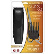 WAHL 9314900 Quick Cut Performer, 12-Piece Haircutting Kit