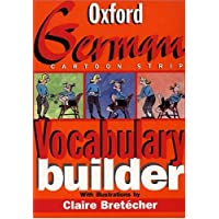 The Oxford Cartoon-strip German Vocabulary Builder