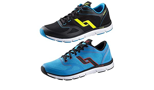 Intersport Pro Touch Zapatillas de Run oz Pro V M – Azul/Negro ...
